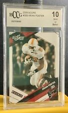 2009 Score #309 Arian Foster Houston Texans Rookie Card. Benefits Charity!💕🌎❤️