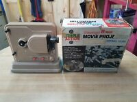 OLD Vintage Cragstan 8mm Movie Projector