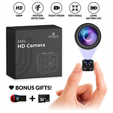 Small Hidden Mini Camera Secret Tiny Home Car Motion Detection Night Vision V...