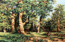 Counted Cross Stitch kit Luca-S The Oak Grove #B476
