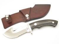 VTG COLT CT7-B SERENGETI SEKI JAPAN GUTHOOK SKINNER FIXED BLADE HUNTING KNIFE