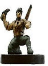 Axis & Allies miniatures 1x x1 #007 Communist Partisans Contested Skies NM with
