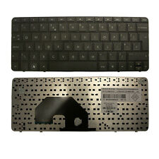Hp Cq10 Mini 110-3000 Teclado Reino Unido Negro hpmh-606618-031 sg-36500-2ba