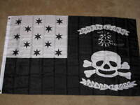 WAR OF 1812 FLAG 3x5 DON'T TREAD ON ME AMERICAN F914
