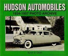 Hudson Automobiles 1934-1957