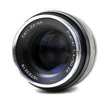 Carl Zeiss Planar 50mm 1: 1,4 Ze Conquest (Canon)