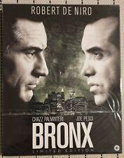 Bronx blu-ray Edizione Limitata e Numerata con slipcase - Robert DeNiro