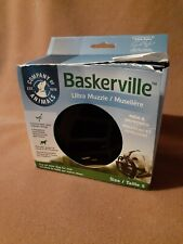 Baskerville Ultra Muzzle for Dogs Black Size 5