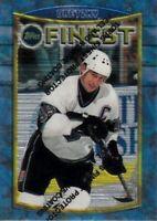 1994-95 Topps Finest NHL hockey Los Angeles Kings team set minus 1 Wayne Gretzky