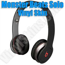 Any 1 Vinyl Decal/Skin for Monster Beats Solo Headphones - Buy 1 Get 1 Free!