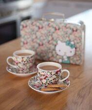 Rare Collectible Hello Kitty Liberty Tea Cup Set - Kakurembo