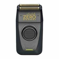 GAMMAPIU PIU Gamma Absolute Zero Cordless Foil Shaver (Brand New Original)