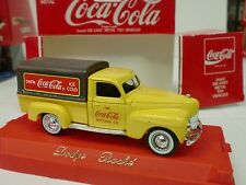 SOLIDO 1/43 - DODGE BACHE' - COCA COLA