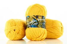 10 x 100g Graffiti Wool Pro Acryl Strickgarn 100% Polyacryl  -aprikose- by Anune