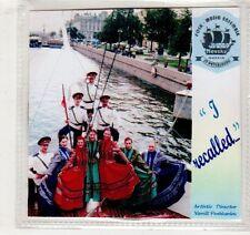 (GV557) Folk Music Ensemble Nevsky, I Recalled - DJ CD