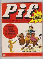 PIF Gadget n°88 - octobre 1970 - sans le gadget. (RC49)