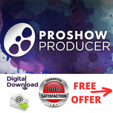Photodex ProShow Producer v9.0 Full Lifetime Version Creative Slideshow Software