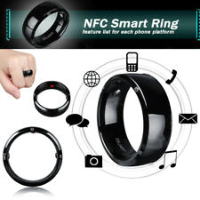 NFC Smart Ring Waterproof Wearable Magic Technology For Android iOS Couple Ring