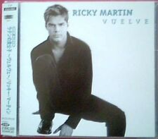 "RICKY MARTIN - JAPAN CD ""VUELVE"""