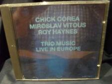Chick Corea/Miroslav Vitous/Roy Haynes-Trio Music-Live in Europa