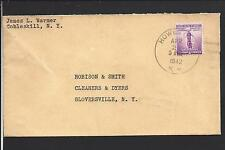 HOWES CAVE, NEW YORK COVER,1942, S.O.N. CL, SCHOHARIE CO. 1867/OP.