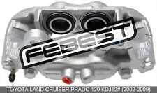 Front Left Brake Caliper Assembly For Toyota Land Cruiser Prado 120 Kdj12#