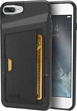 CM4 IPhone 7 Plus Wallet Case - Q Card Case For IPhone 7+ [Slim Protective Grip