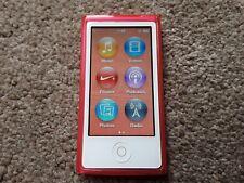 Apple ipod nano 7th generation (Pink)16gb