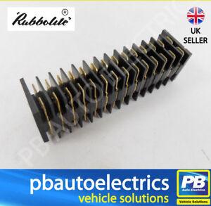 Trucklite/Rubbolite 14 x 4 Spade Terminal Block - 3031