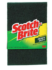NEW! 3M SCOTCH-BRITE Multi-Purpose Scouring Pads 3-Pack 223