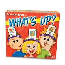 What's up Kids Board Game Family Fun Toddler Christmas Gifts Learning Toys Child