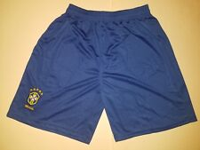Men's Shorts 2018 Brazil National Team Soccer Shorts