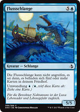 4x serpente fiume (River Serpent) amonkhet Magic