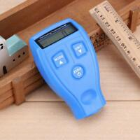 Thickness Gauge Probe Tester Meter Measure Tool Coating Car Paint Digital GM200