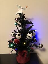 disney the nightmare before christmas decorated christmas tree 15 tall new 2017