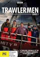 Trawlermen : Series/ Season 1 (DVD, 2009) Aus Region 4 BBC, Free Postage