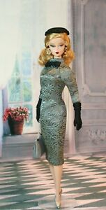 Antoinette for Silkstone Barbie, FR, Poppy Parker & Victoire Roux OOAK Fashion