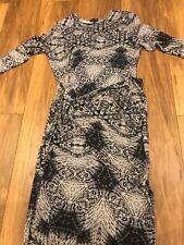 River Island Stretch Dress Size 18