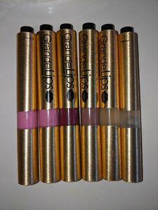 GRANDE LIPS  HYDRATING LIP PLUMPER CLEAR plus assorted x6