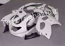 Unpainted ABS Injection Mold Bodywork Fairing Kit for YAMAHA YZF600R 1997-2007