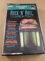 Rock n Roll Greats : Volume 1 : Vintage Tape Cassette Album from 1986