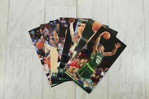 LOT of 8 - Fleer NBA Jam Session MILWAUKEE BUCKS Cards 1993-1994