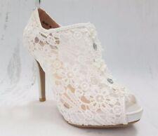 Zapatos de tacón de mujer Peep Toes sin marca