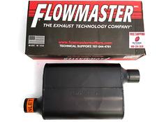 "Flowmaster 942448 Super 44 Delta Flow Performance Muffler 2.25"" Offset In/Out"