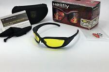 Revision Military Hellfly Ballistic Sunglasses - Black Frame