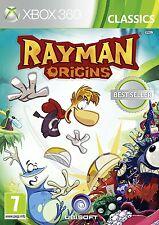 Rayman Origins Xbox 360 Xbox One Compatible Brand New Factory Sealed