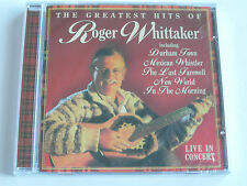 The Greatest Hits Of Roger Whittaker - Sealed (CD Album) Used Very Good