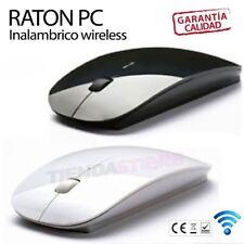 2.4G Ratón Mouse Inalambrico Wireless Ultrafino Ordenador PC Portátil COLORES