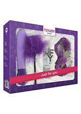 Toyjoy JFY N1 Caja de LUJO Lila-toy Joy Just for You ¡express