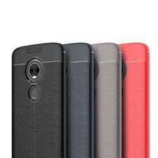 Motorola Lenovo MOTO g6 Play TPU Custodia Protettiva Protezione Case Cover Guscio similpelle